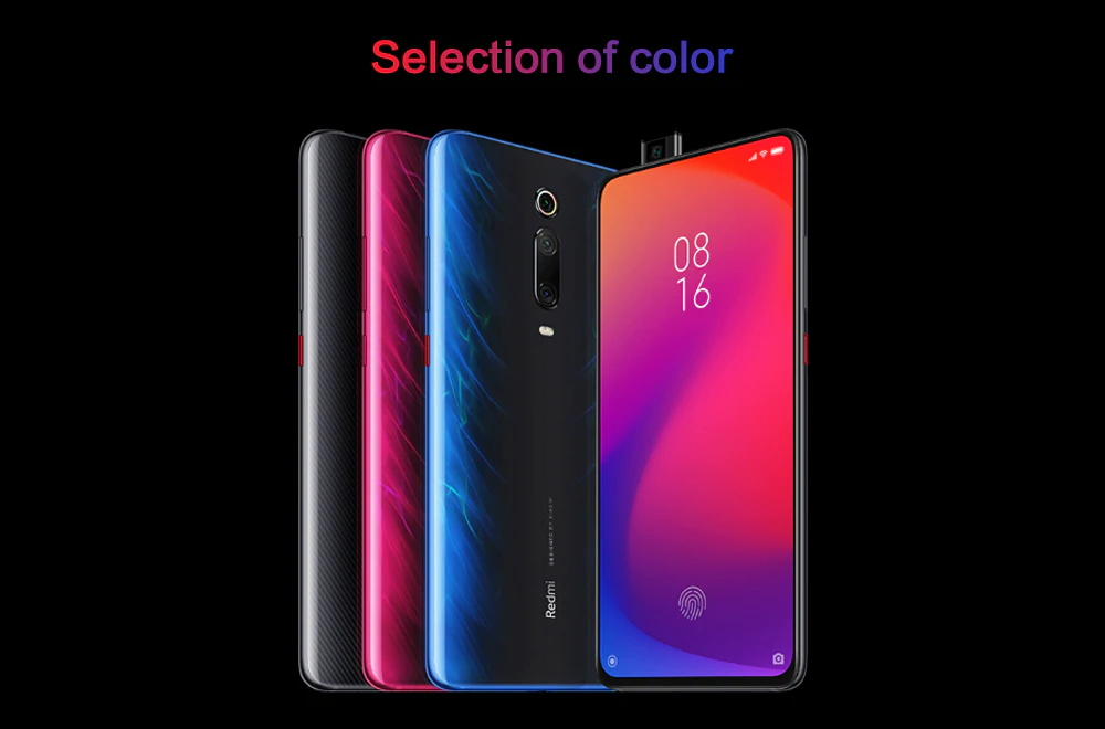 2019 redmi k20 6gb/64gb