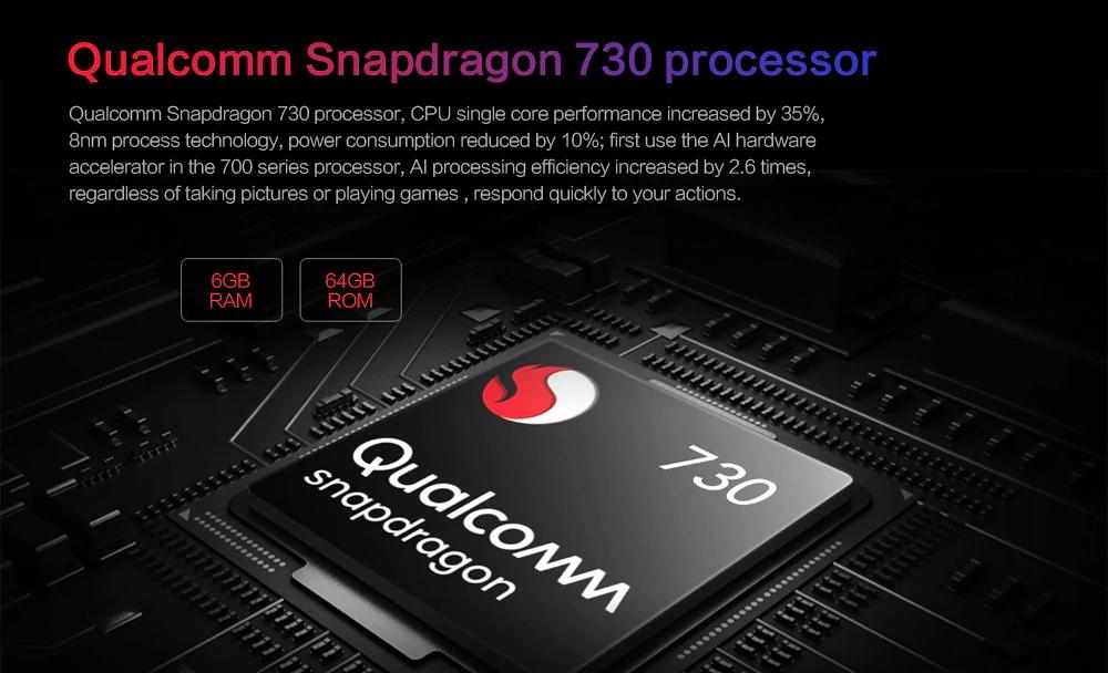 new xiaomi redmi k20 4g smartphone 6gb/64gb