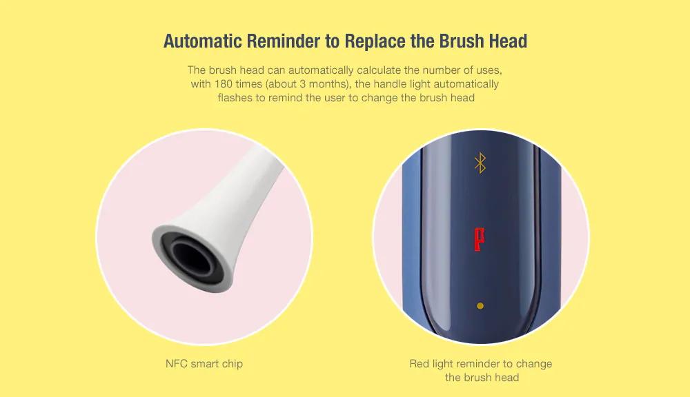 soocas x5 electric ultrasonic toothbrush