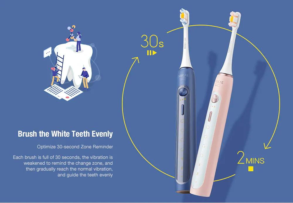 buy soocas x5 electric ultrasonic toothbrush