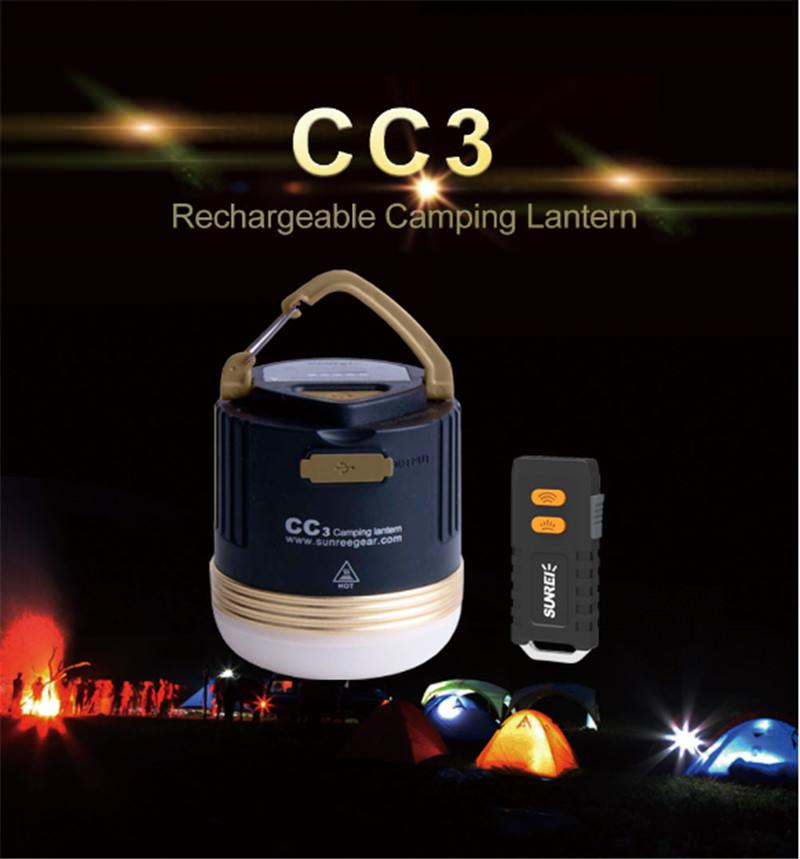 sunrei cc3 camping emergency light