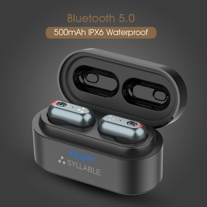 syllable s101 bluetooth 5.0 earphones