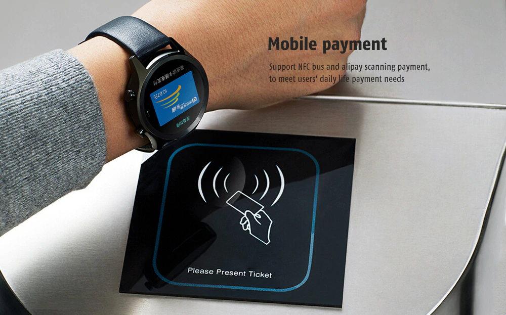 2019 ticwatch c2 smartwatch