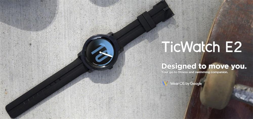 ticwatch e2 bluetooth smartwatch