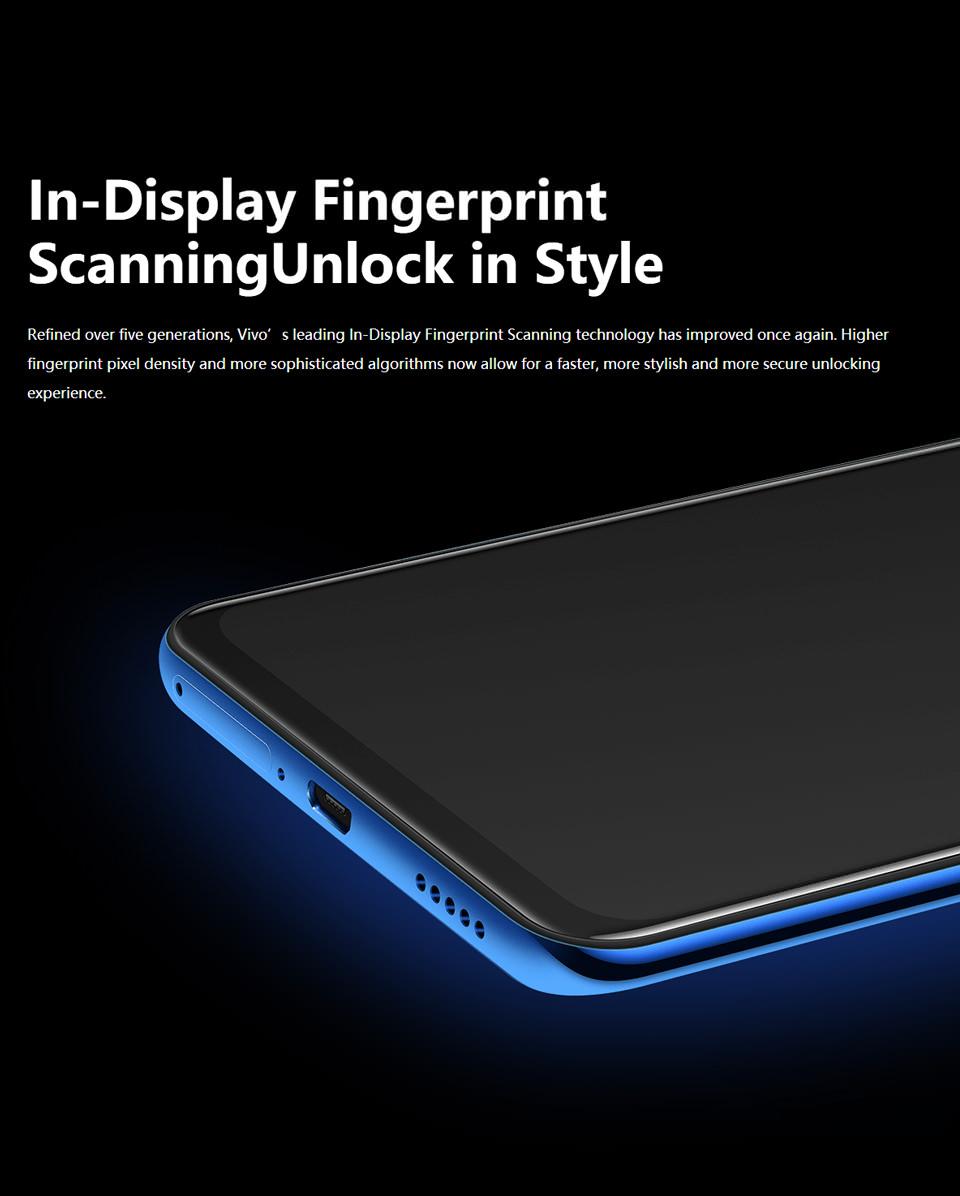 new vivo v15 pro smartphone