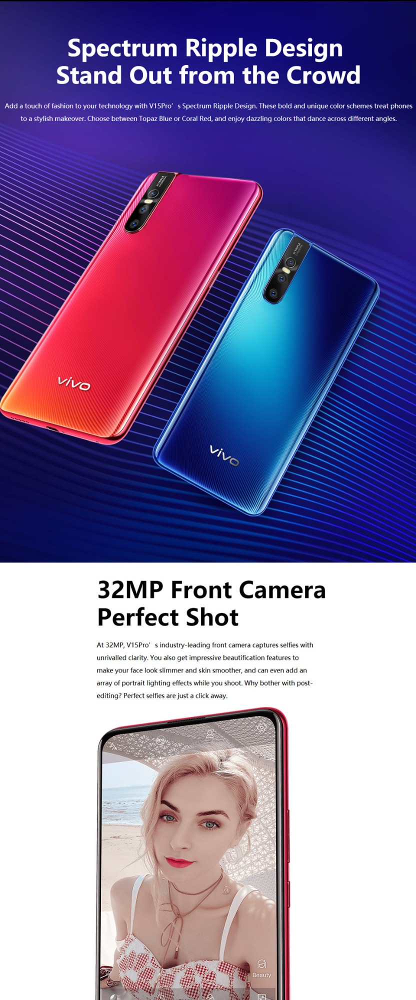 best vivo v15 pro smartphone