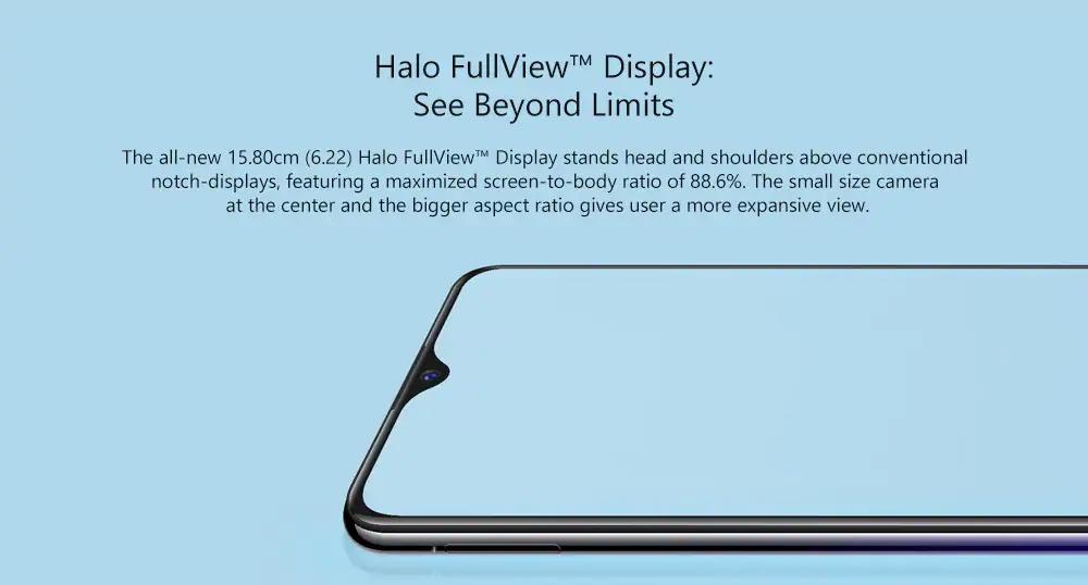 vivo y95 4g smartphone