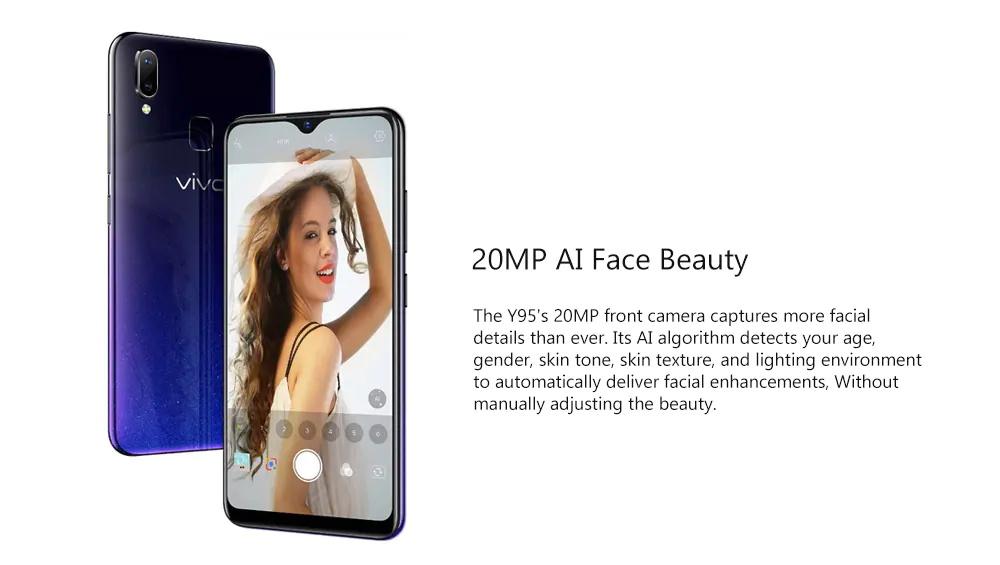 buy vivo y95 4g smartphone