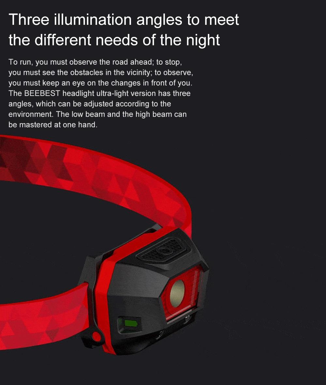 buy xiaomi beebest fh100 ourdoor headlight
