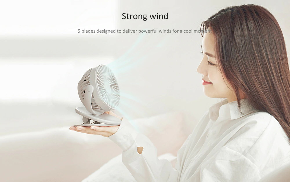 new xiaomi solove f3 mini fan