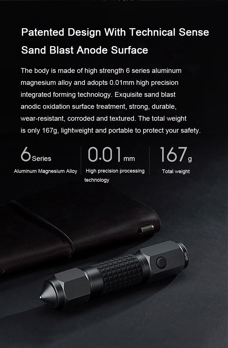 xiaomi leao a10 led flashlight online