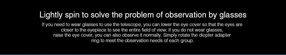 xiaomi beebest hd binocular telescope