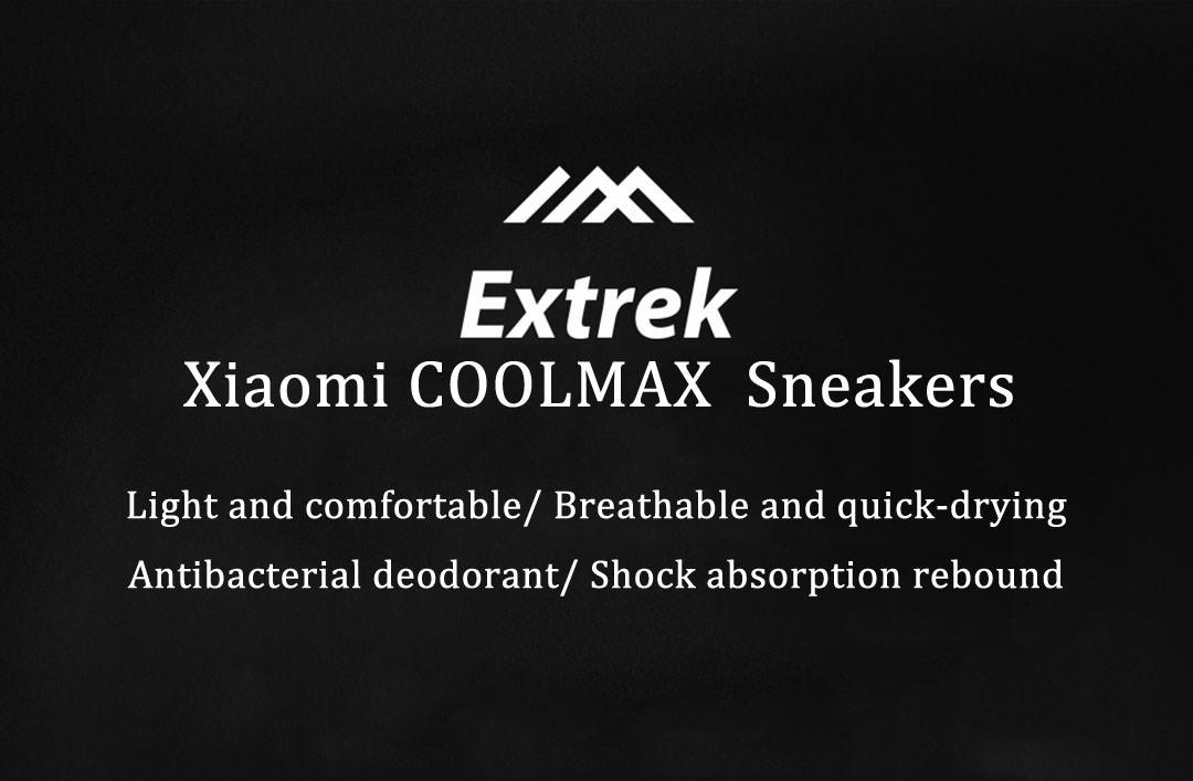 xiaomi eatrek coolmax flynit men sneaker