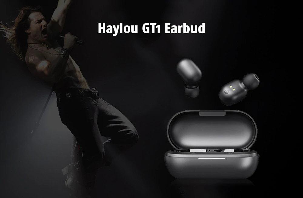 xiaomi haylou gt1 tws earphones