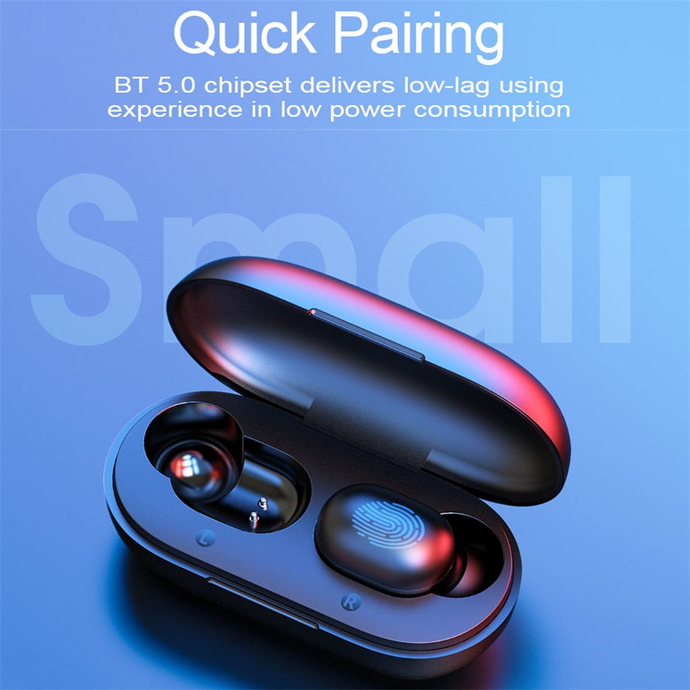 2019 xiaomi haylou gt1 bluetooth earphones