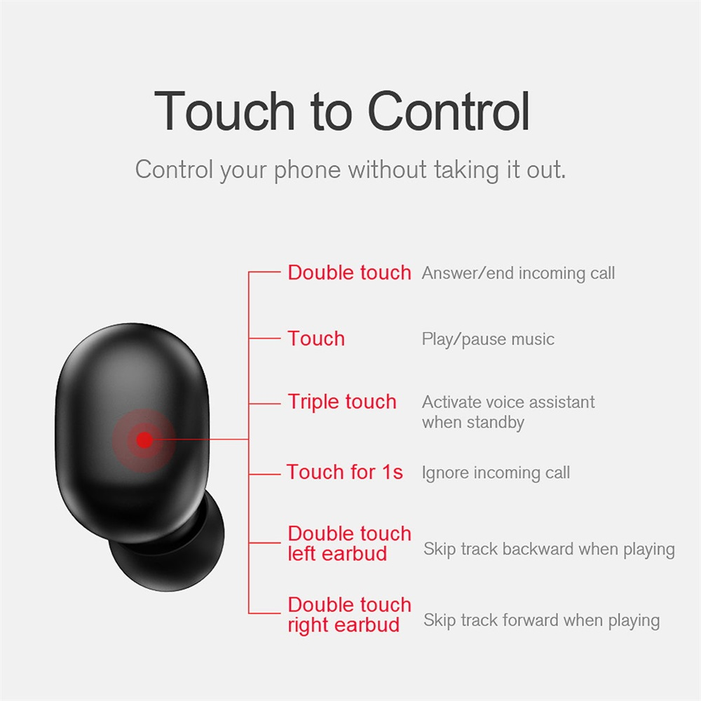 xiaomi haylou gt1 wireless earphones