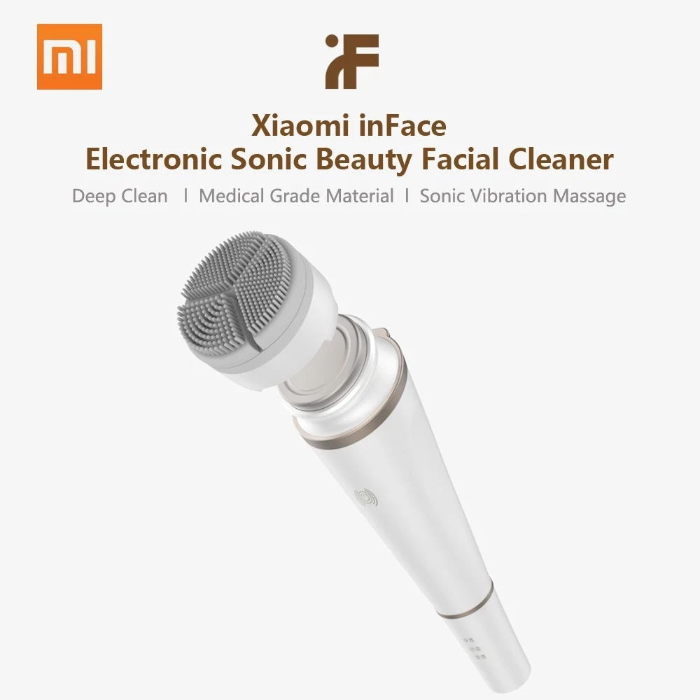 xiaomi inface ms1000 electronic sonic facial cleaner