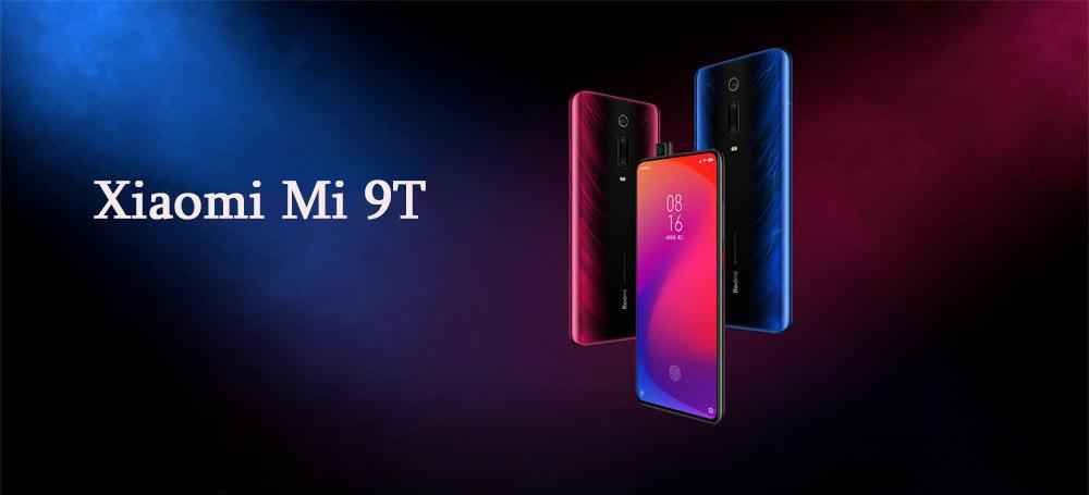 điện thoại thông minh Xiaomi mi 9t 4g 6gb / 64gb