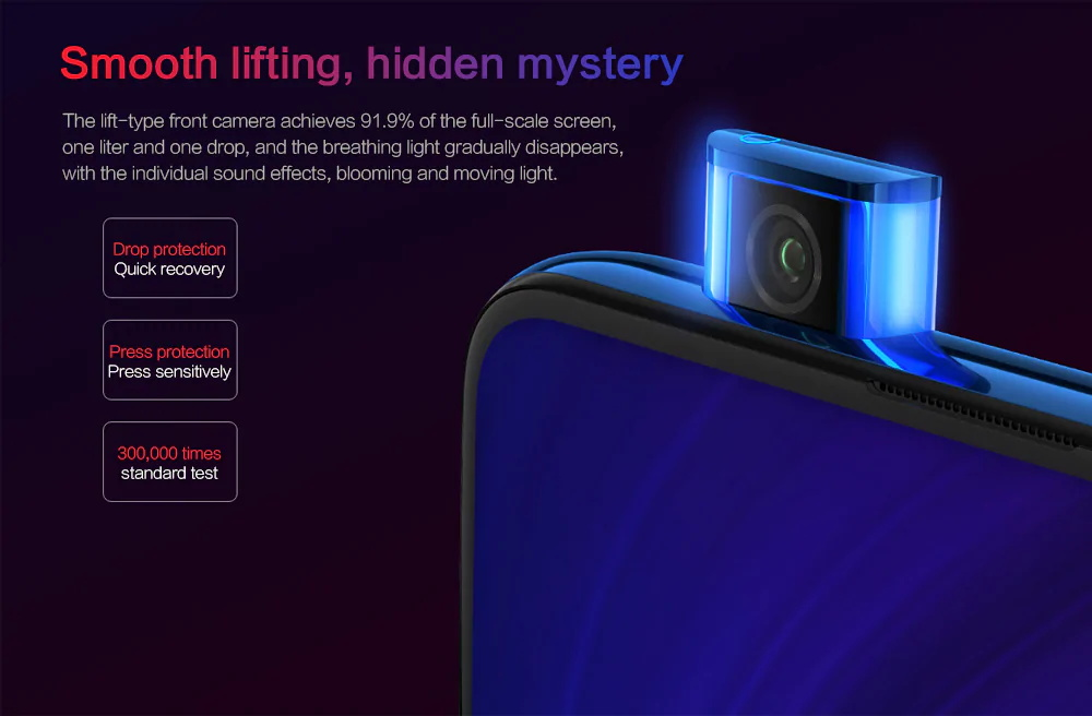 Xiaomi Mi 9t 4g Smartphone 6gb Ram 64gb Rom Global Version