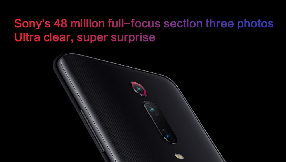 xiaomi mi 9t smartphone 6gb/128gb