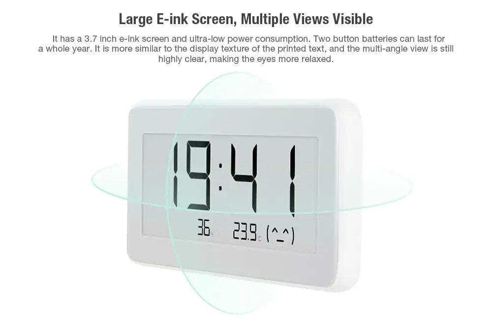 buy xiaomi mijia humidity monitoring meter
