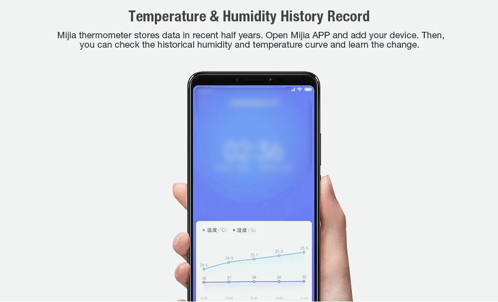 best xiaomi mijia humidity monitoring meter