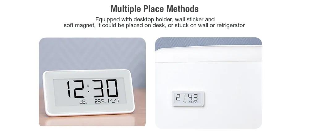 2019 xiaomi mijia humidity monitoring meter