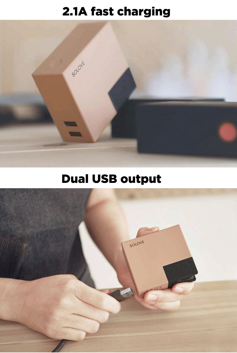 xiaomi solove w2 2 in 1 adapter