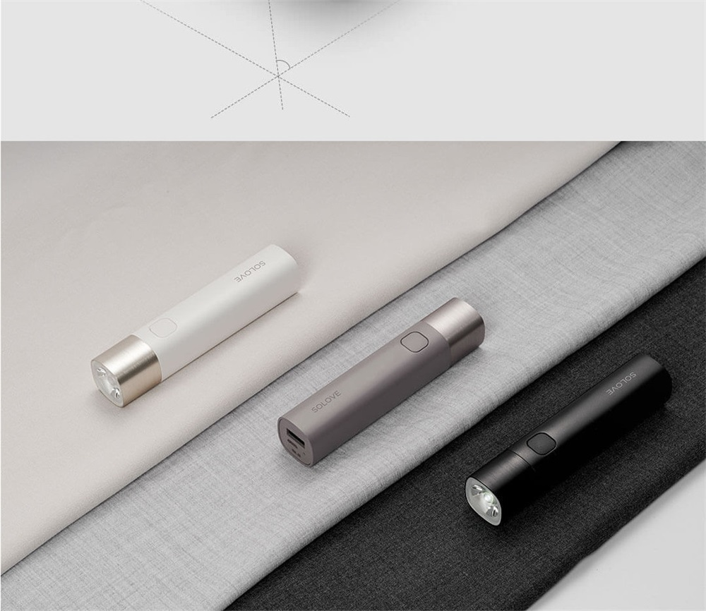 buy xiaomi solove x3 flashlight 2019