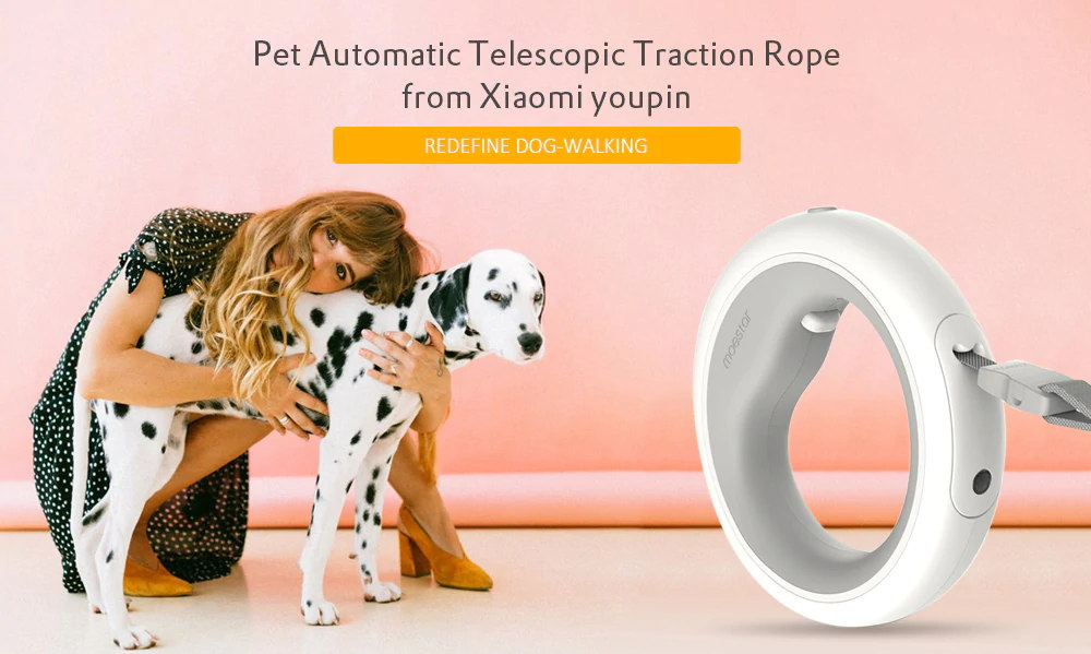 xiaomi youpin ms0030001 pet traction rope
