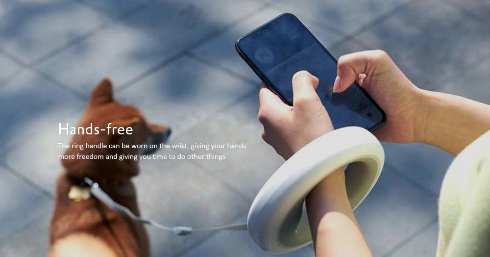 new xiaomi youpin ms0030001 pet traction rope