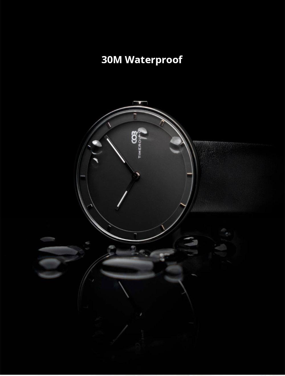 xiaomi youpin timerolls cob quartz watch