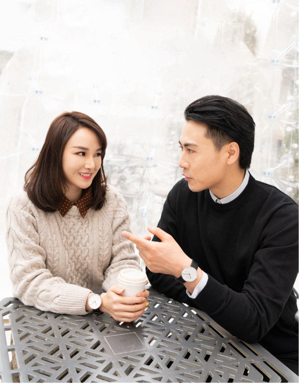 buy xiaomi youpin timerolls cob quartz watch