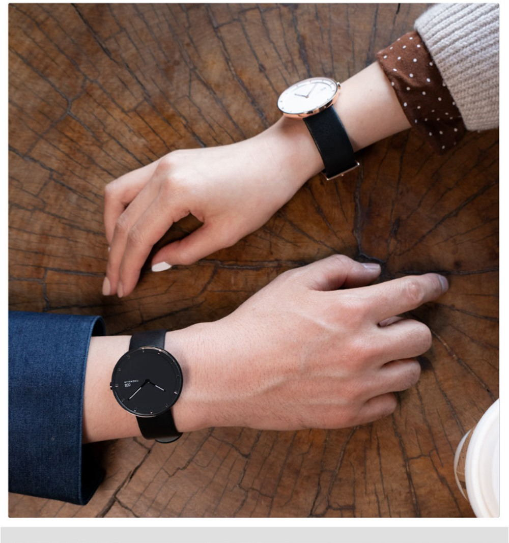 new xiaomi youpin timerolls cob quartz watch