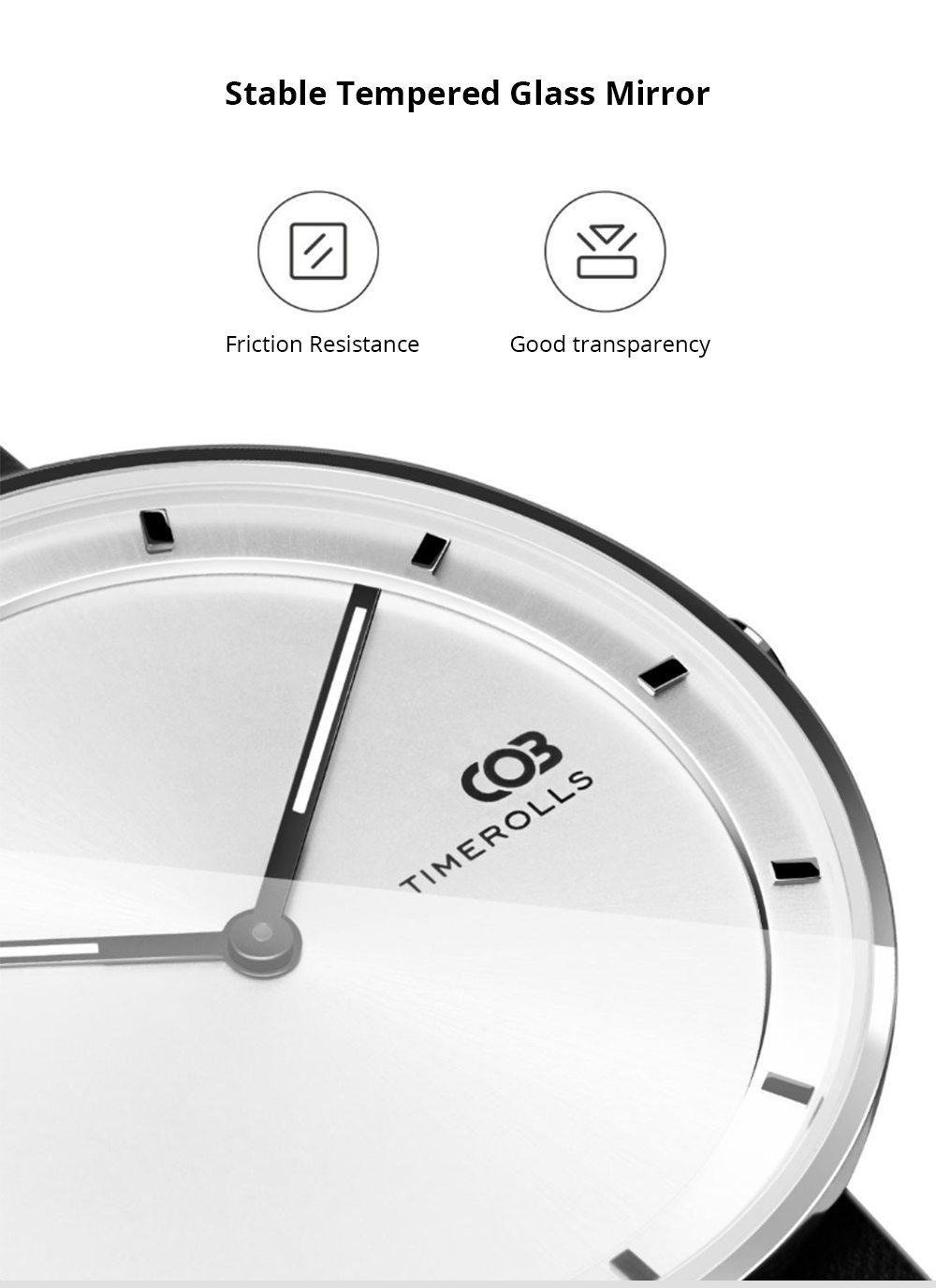 2019 xiaomi youpin timerolls cob adwq0118 quartz watch