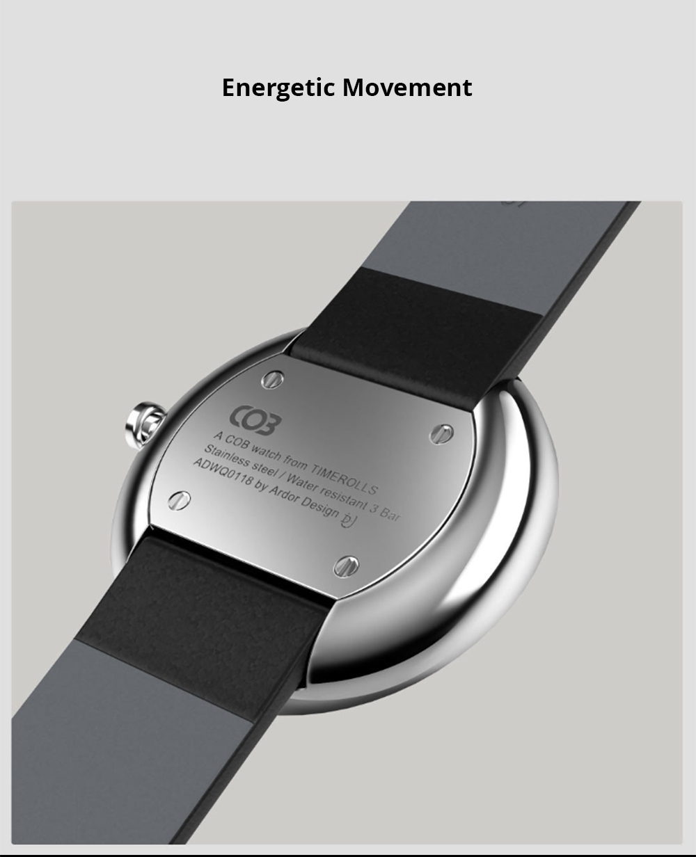 xiaomi youpin adwq0118 quartz watch
