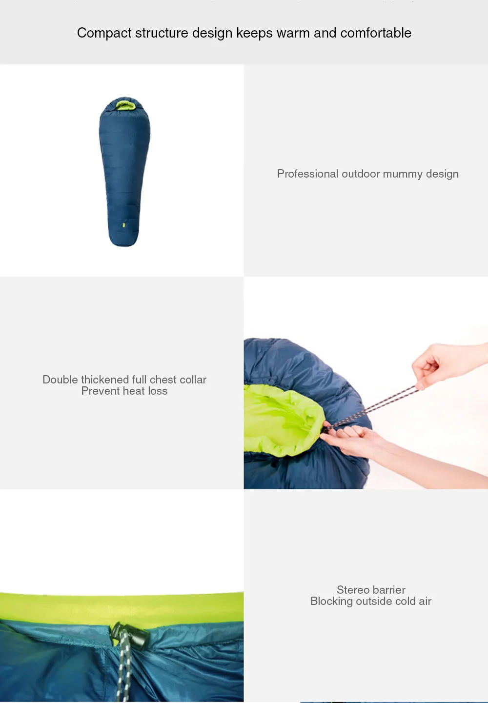 xiaomi zaofeng sleeping bag price