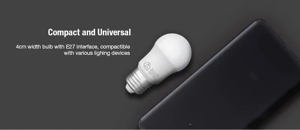 new xiaomi zhirui led light bulb
