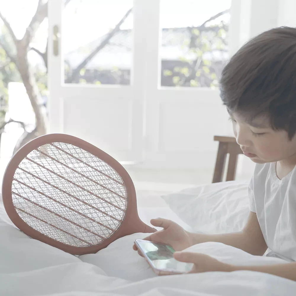 xiaomi mijia solove p1 electric mosquito swatter long use time 2019