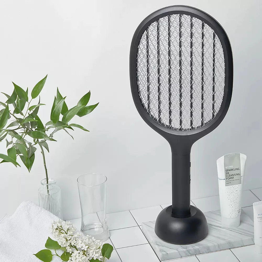 xiaomi mijia solove p1 electric mosquito swatter long use time for sale 2019