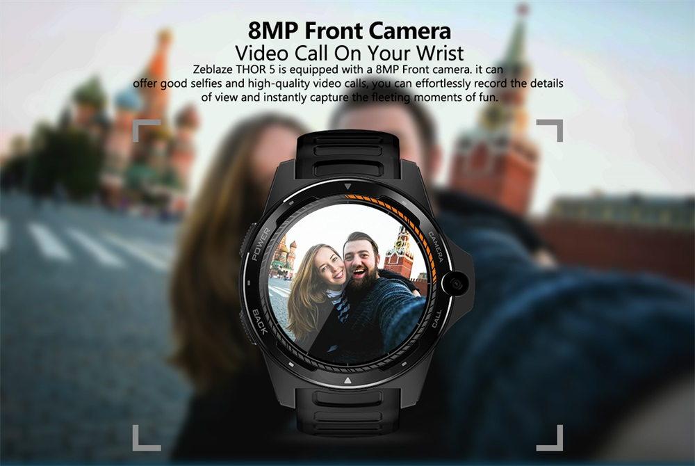 new zeblaze thor 5 smartwatch
