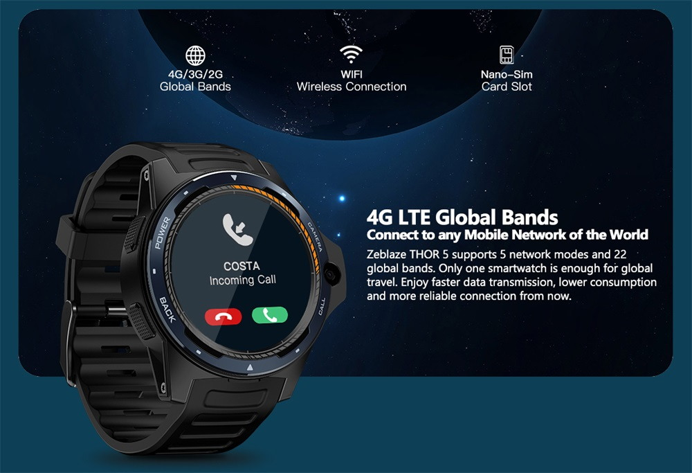best zeblaze thor 5 smartwatch