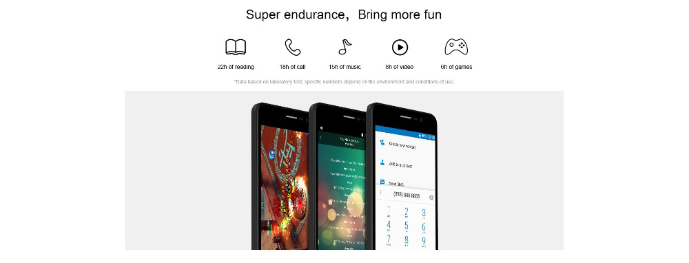 doogee X100 smartphone global version for sale