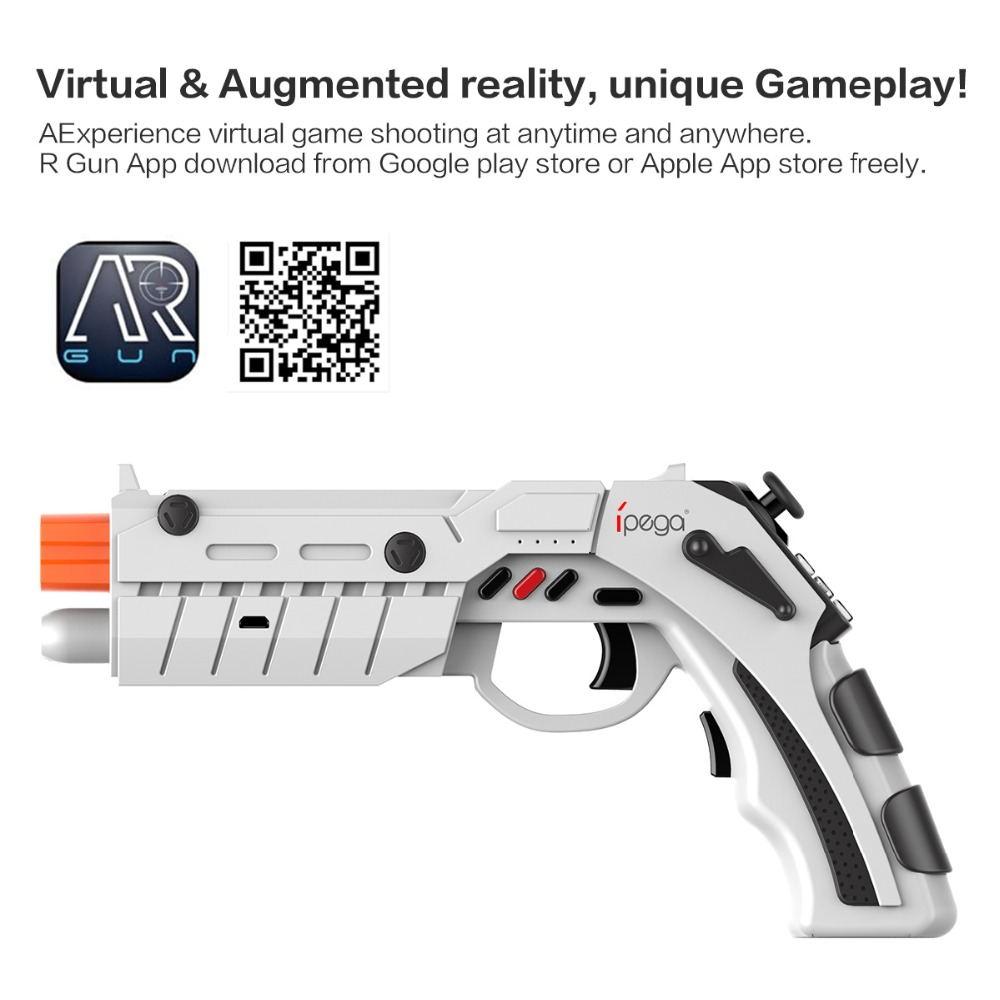 2019 ipega pg-9082 ar gun gaming controller