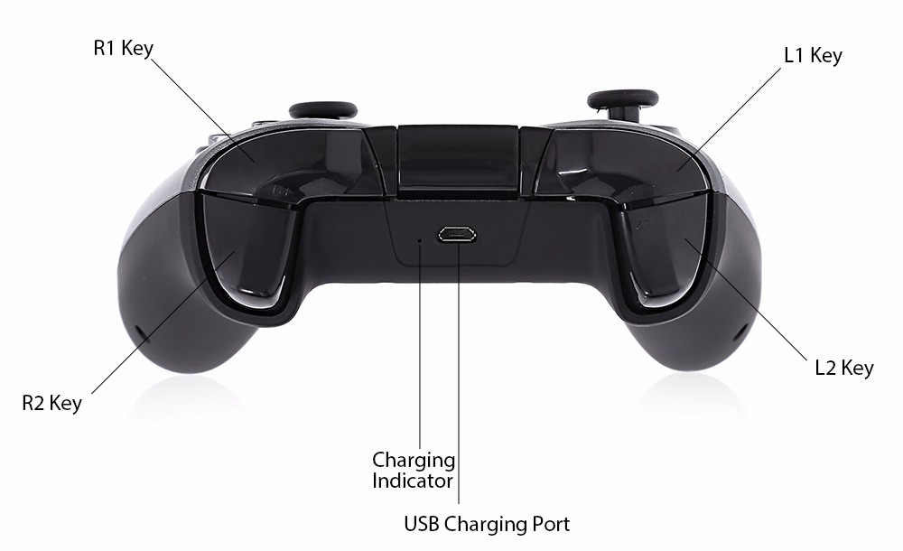 new ipega pg-9062 wireless gamepad