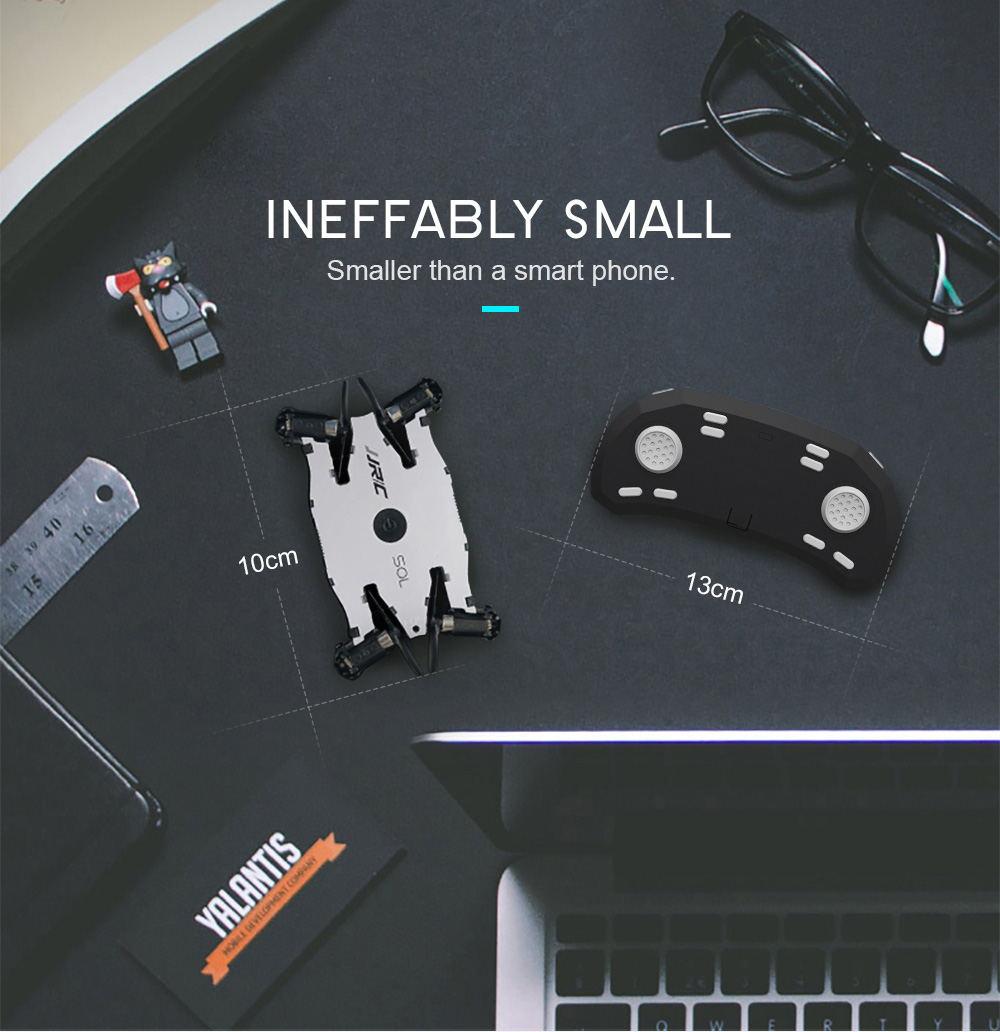 buy jjrc h49 sol mini foldable rc pocket selfie drone