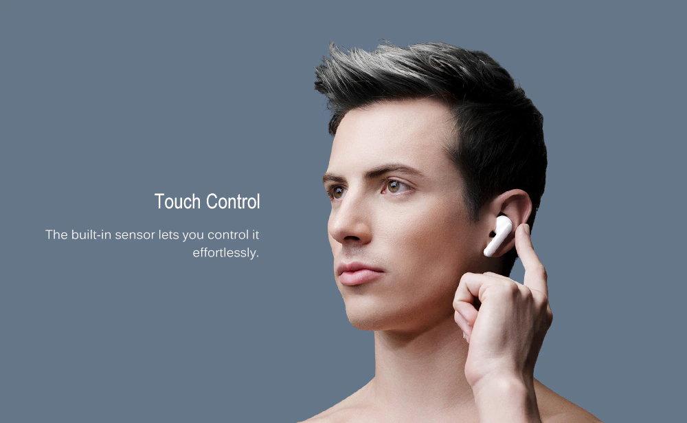 ticwatch ticpods free wireless headphone 2019