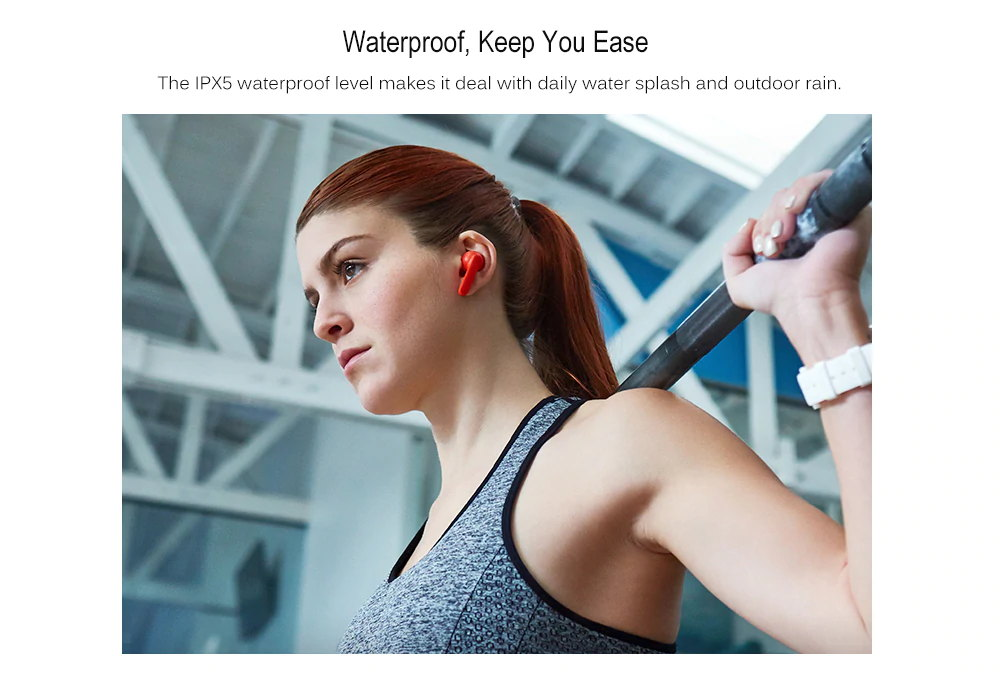 ticwatch ticpods free bluetooth wireless headphone 2019