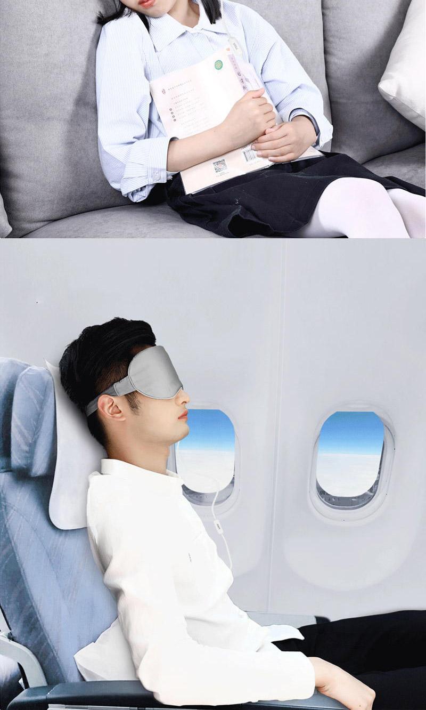 xiaomi mijia heated silk eye mask for sale