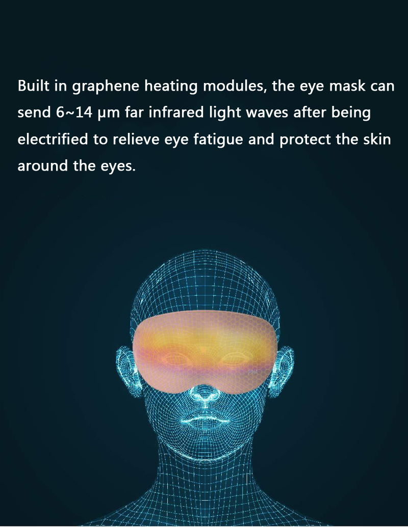 buy xiaomi mijia heated silk eye mask 2019
